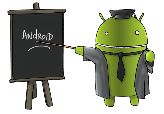 Android-development-tutorial