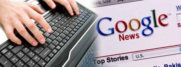Google news press release